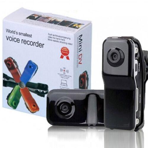 Small Mini Spy Sport Video Audio Color MD80 HD Micro Camera DVR Recorder Applied