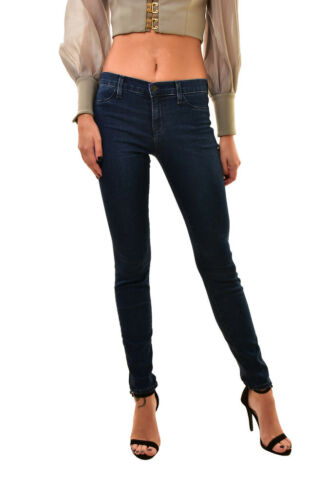 J Brand Womens 915T289 Supper Skinny Low Rise Jeans Size 26