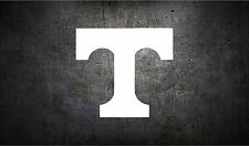 Tennessee Vols Power T 5'' vinyl car sticker decal ut volunteers girly