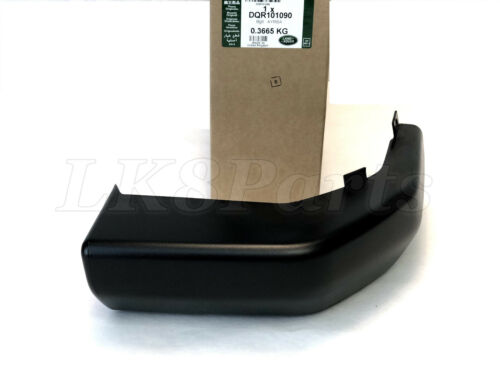 LAND ROVER DISCOVERY 2 FINISHER REAR BUMPER END CAP LEFT LH DQR101090 GENUINE