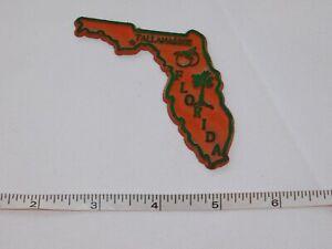 Floride-Etat-Tallahassee-6-3cm-x-6cm-Refrigerateur-Aimant-D-039-Occasion
