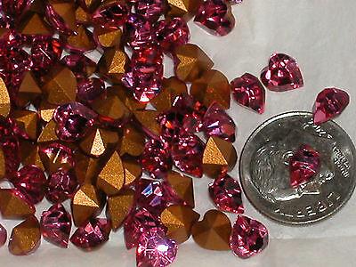 20pc Sparkly Aqua Blue Crystal round wholesale flat back Gems rhinestones NEW**