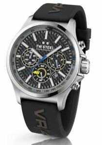 TW-Steel-TW938-Men-039-s-Special-Edition-VR-46-Pilot-Chronograph-45mm-Watch