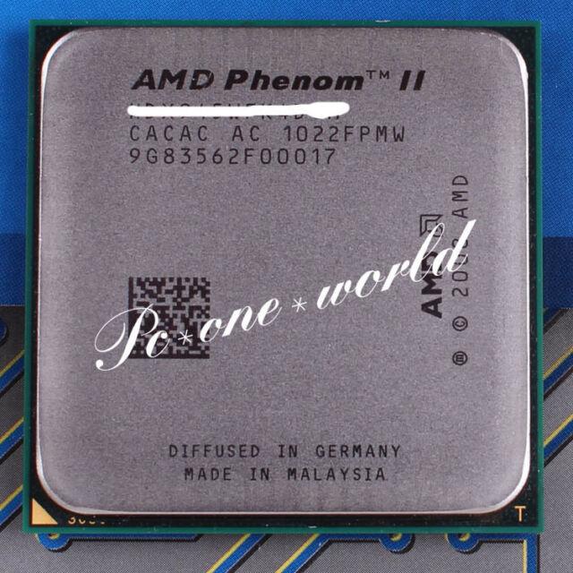 100% OK HDX945FBK4DGI AMD Phenom II X4 945 3 GHz CPU Processor Socket AM3
