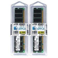 1GB KIT 2X 512MB 133 MODULE APPLE eMac G4 PowerMac4,4 M8655LL/A A1002 MEMORY RAM