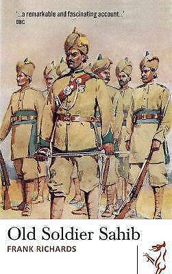 1 of 1 - (Good)-Old Soldier Sahib (Library of Wales) (Paperback)-Frank Richards-191090120