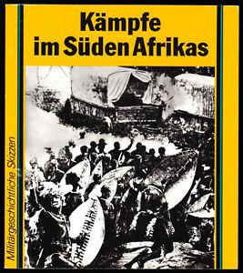 Kaempfe-im-Sueden-Afrikas-1652-1980-Militaergeschichtliche-Skizzen-1987