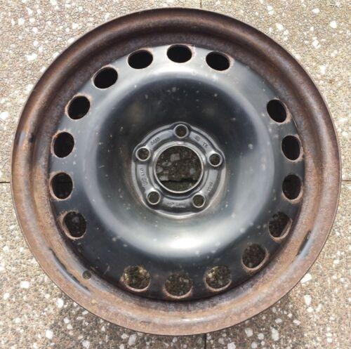 Llanta de acero 6,5j x 16 h2 et41 5 agujeros 2160117