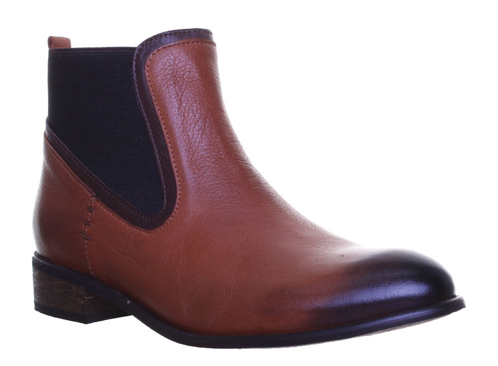 Justin Reece 5070 Smooth Womens Leather Matt Boots