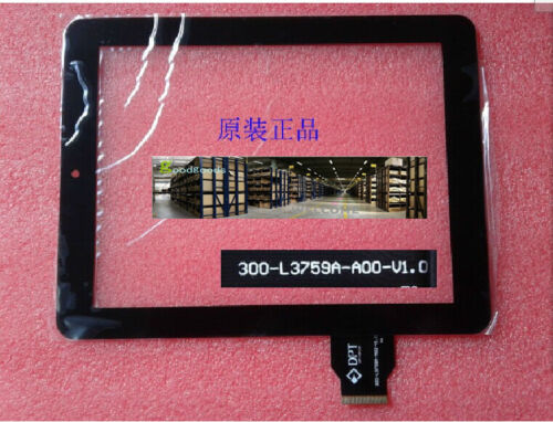 1pcs For 8/'/' Touch Screen Glass for ONDA V801 V811 DPT 300-L3759A-A00-V1.0
