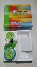 Prime Dent Dental Chemical Self Cure Composite Kit 15gm /15gm.
