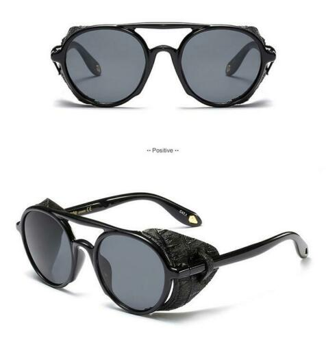 Men Women Polarized Punk Style Sunglasses Classic Outdoor Driving Retro Glasses