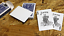 Maiden-Back-Blue-Bicycle-Playing-Cards-Poker-Size-Deck-USPCC-Custom-Limited-New thumbnail 7