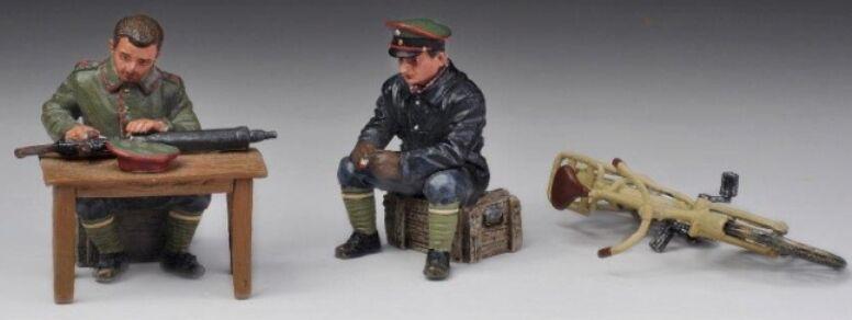 Thomas Gunn WW1 Deutsch GW017 Workshop Set MIB