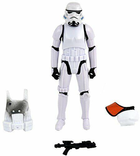 estrella guerras Basic cifra Stormtrooper Total Length Approximately 10 cm Painted