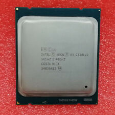 Intel Xeon E5-2695 V2 12-Cores 24T 2.4GHz 3.2GHz 30MB 115W LGA2011 CPU SR1BA