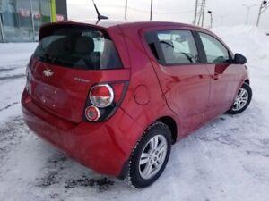 2012 Chevrolet Sonic Automatique + Air - 4444$