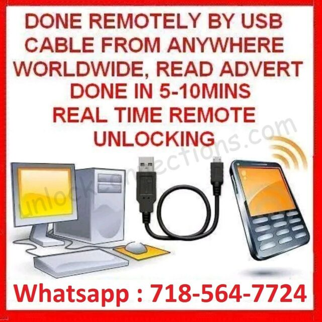 GSM SIM Unlock Sprint LG G5 G4 G3 G2 G Flex 2 Remote Service