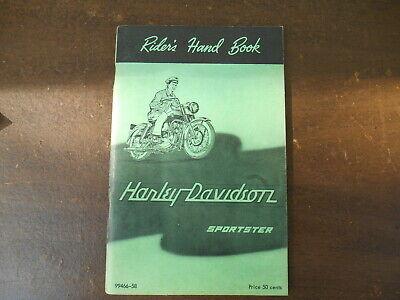 Collectibles 1940-1958 Harley-Davidson Service Manual 45