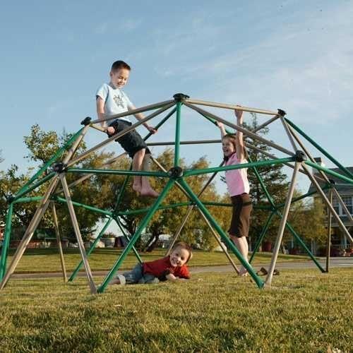 Gym Dome Climbing    Monkey Bars Outdoor Playset Climber Kids Play Toys Jungle Gym b4e0f7
