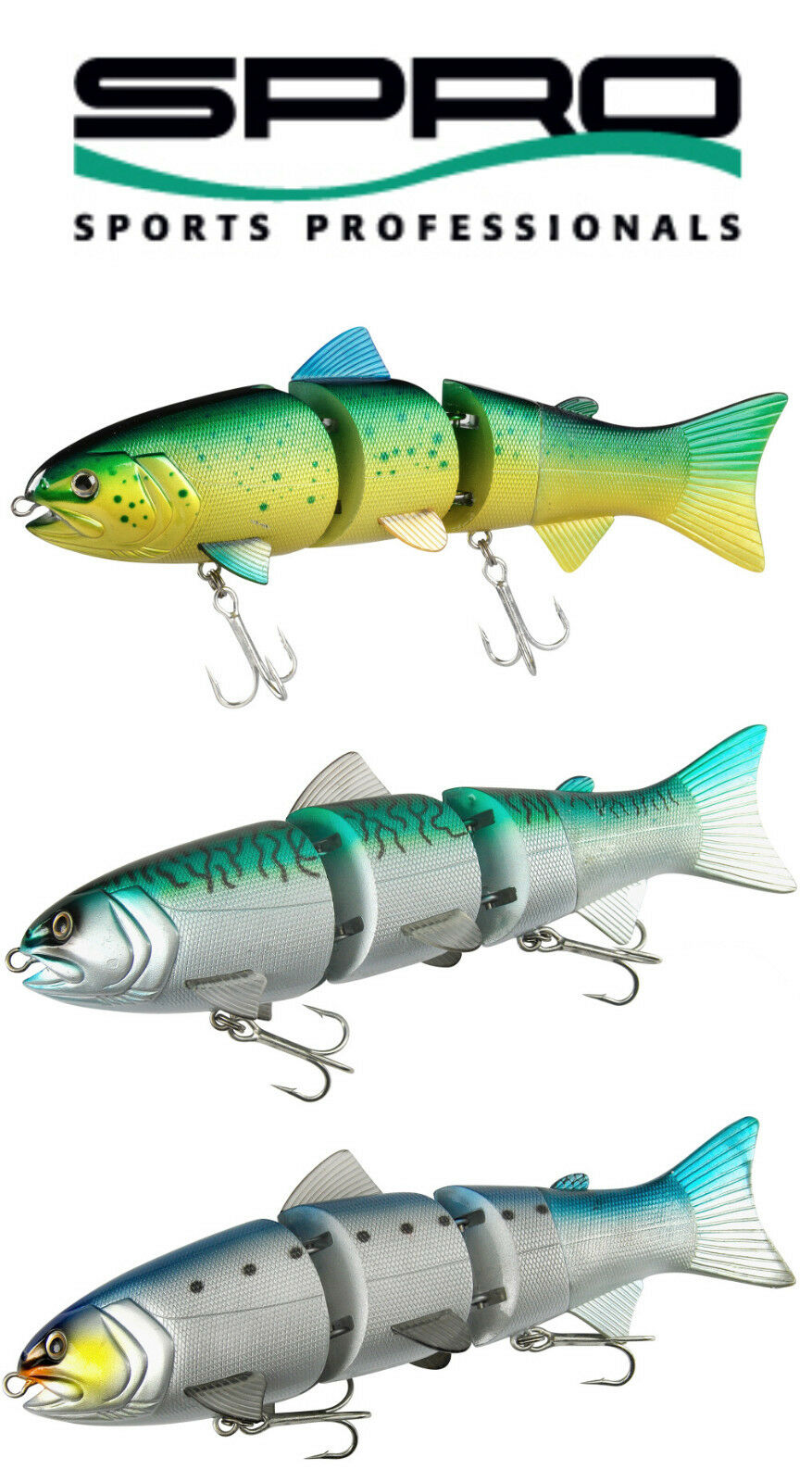 Spro Bbz-1 Saltwater Swimbait 8  Fast Sinking Hard Body Swimbait Bass Lure