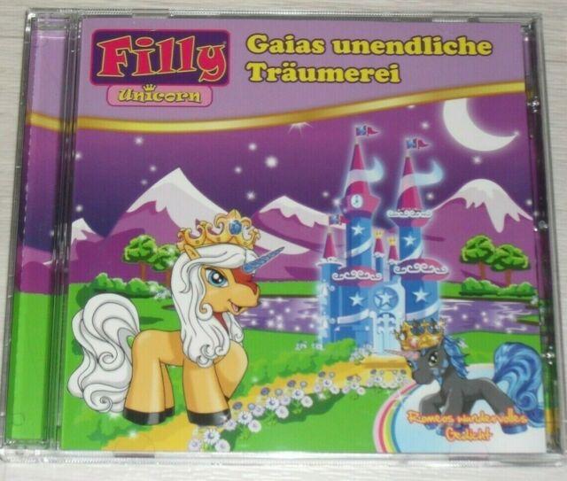 Filly Unicorn - Gaias unendliche Träumerei CD