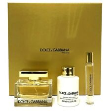 7756384bf Dolce & Gabbana The One Fragrance Set 3 Count