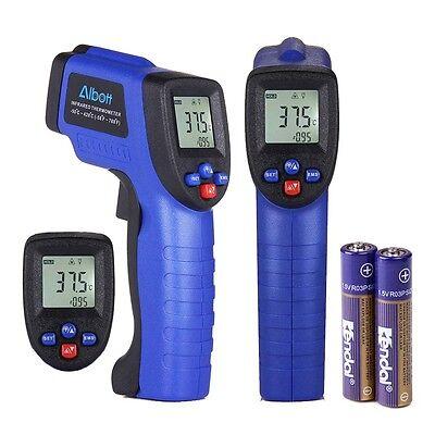 Digital Temperature Gun Sensor Measuring Laser Infrared IR Thermometer