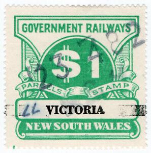 I-B-Australia-NSW-Government-Railways-Parcels-Stamp-1-Victoria