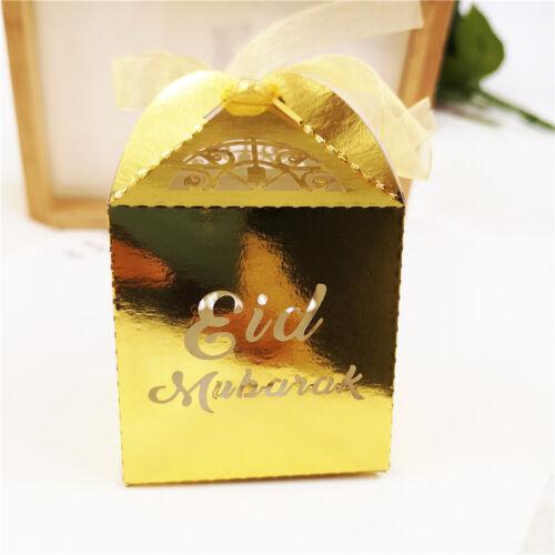 Creative Laser Hollow Out Mini Wedding Favor Box Gift Box Party Decor 10pcs