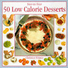 50 Low Fat Calorie Desserts by Christine France (Hardback, 2000)