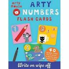 Arty Numbers Flash Cards Mandy Stanley Top That 9781784456702