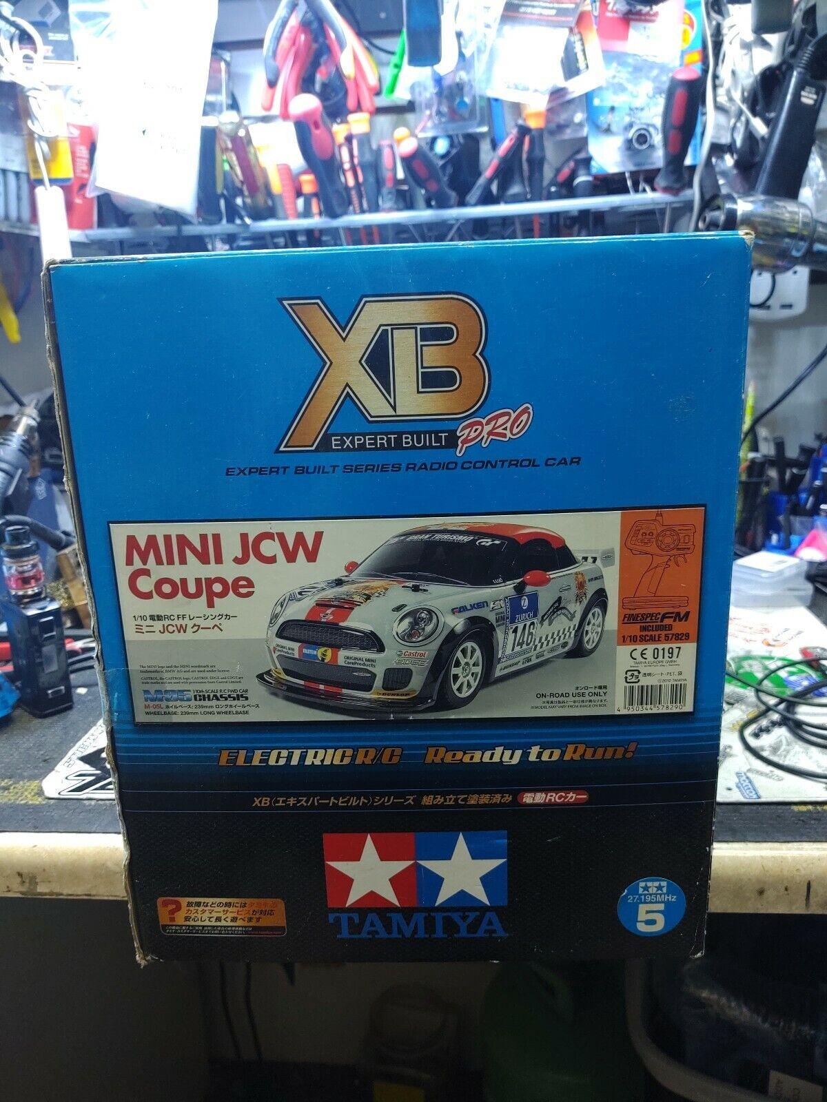 Tamiya 1:10 M-05 Mini JCW Coupe Screws and Small Parts SetT5M®
