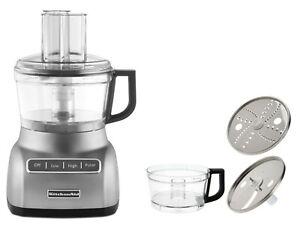 KitchenAid-KFP0711CU-7-Cup-Exact-Slice-Food-Processor-Contour-Silver