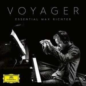 VOYAGER-ESSENTIAL MAX RICHTER - RICHTER,MAX  2 CD NEUF RICHTER,MAX