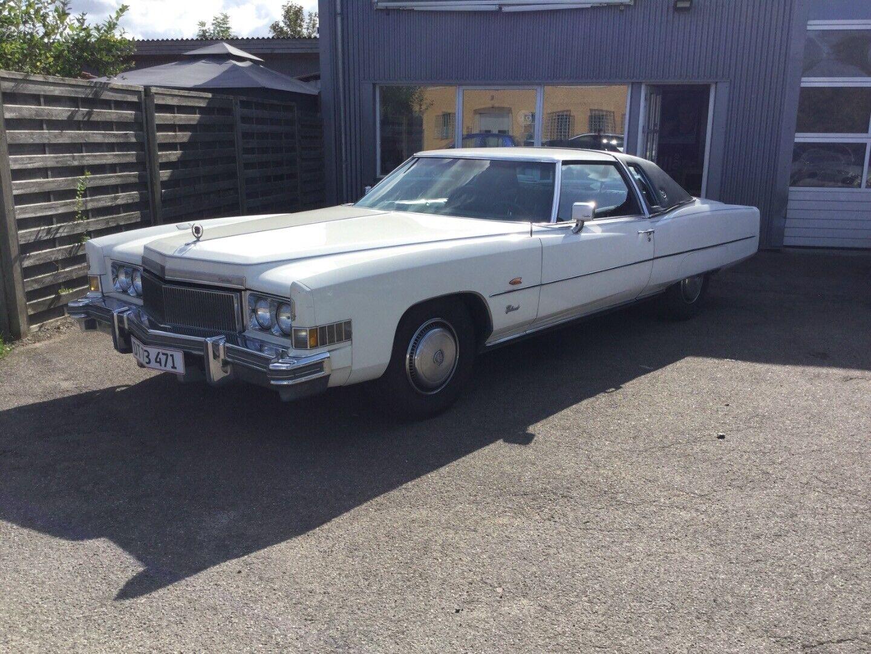 Cadillac Eldorado 8,2 Convertible aut. 2d