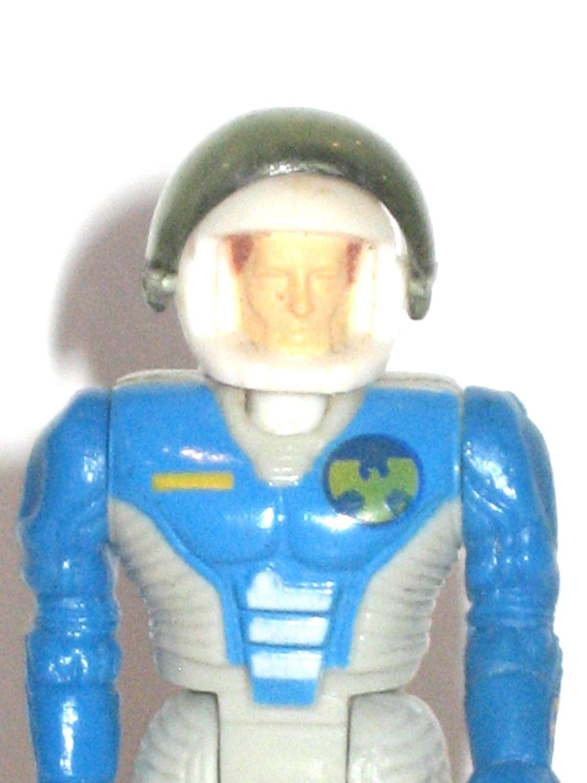 Starcom Action Action Action Figure European Exclusive Star Wing Secret Bomber w Visor 1990 9a0b73