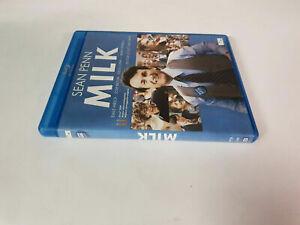 MILK-Sean-Penn-Blu-ray-nuovo-mai-usato-regia-di-Gus-Van-Sant-italiano