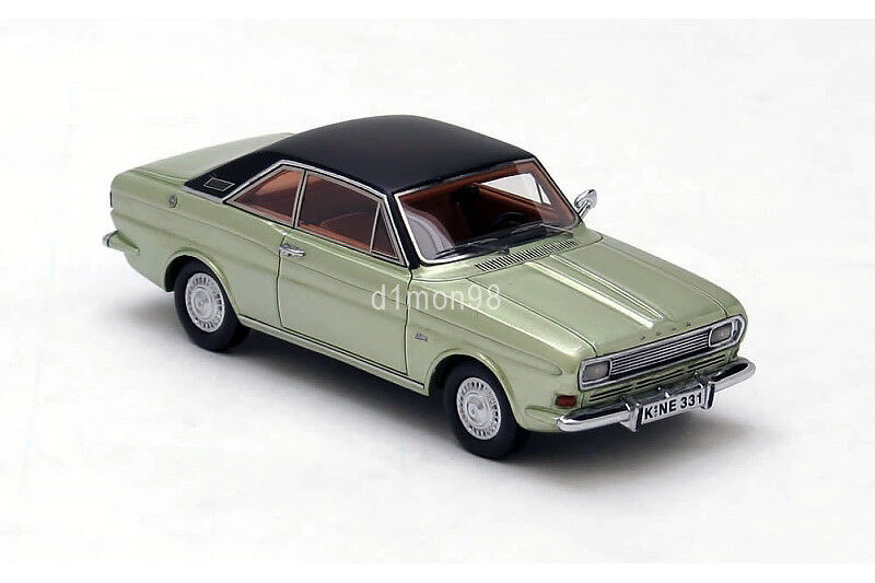 Ford Taunus P6 15 M Coupe 1968 1 43 NEO SCALE MODELS NEO43331