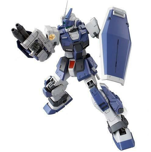 BANDAI Gundam MG 1  100 RGM -79DO GM Dominance Premium Bandai japan