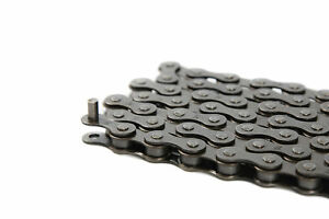 KMC-Z510-Chaine-VTT-Velo-Chemin-BMX-Track-Fixie-1-vitesse-88M-1-2-034-X-1-8-034-Gris