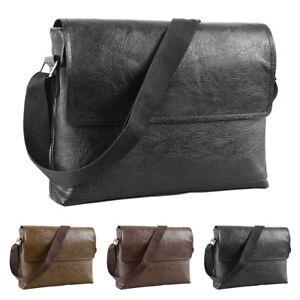 Borsa Uomo Tracolla Pelle Lavoro Ufficio Scuola Coveri Messenger Bag Laptop