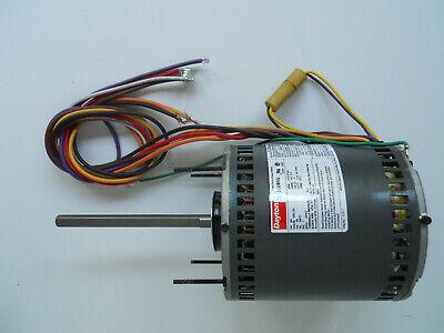 Dayton 6GC94 Motor 3//4hp D//D Blower Direct Drive 3//4 hp 48yz 3 speed 277 AC