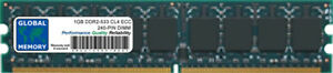 1GB-DDR2-533MHz-PC2-4200-240-PIN-ECC-UDIMM-MEMORY-RAM-FOR-SERVERS-WORKSTATIONS