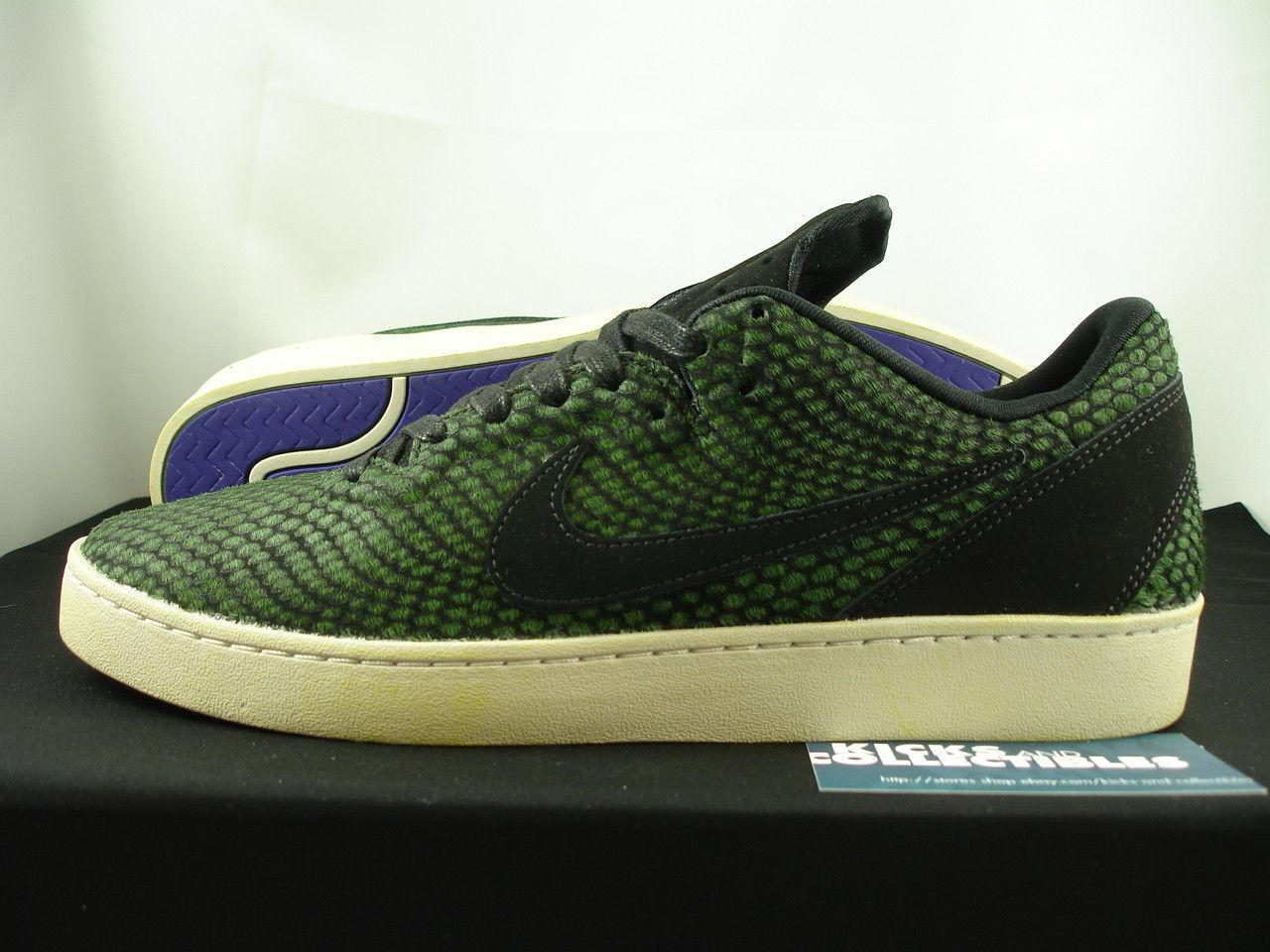 Nike Kobe 8 NSW Lifestyle 582552 9,5 de 10 10,5 582552 Lifestyle 300 de piel de serpiente piton verde negro venta de liquidacion de temporada ceaf79