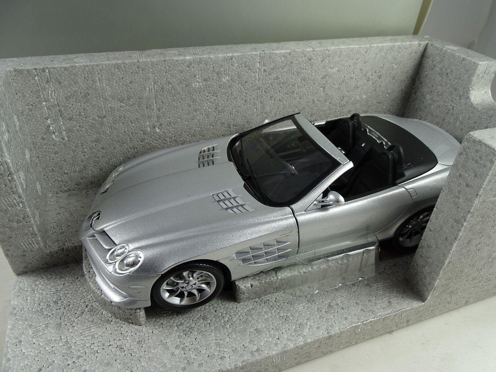 1 18 Dealermodell  B66961003 Mercedes Benz SLR Mc Laren Roadster Rarity