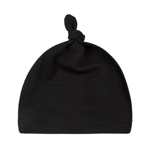 Popular Newborn Baby Unisex Beanie Knotted Cotton Hat Soft Cap Infant Toddle Hat