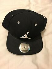 item 8 Nike Air Jordan Snapback Cap Hat Black 100% Genuine -Nike Air Jordan Snapback  Cap Hat Black 100% Genuine f80ef4d4a647