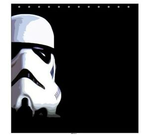Image Is Loading New Star Wars Stormtrooper Storm Trooper Soldier Shower