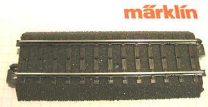 Set of 5 Tracks Marklin 24094 HO C Track Straight 94.2 mm